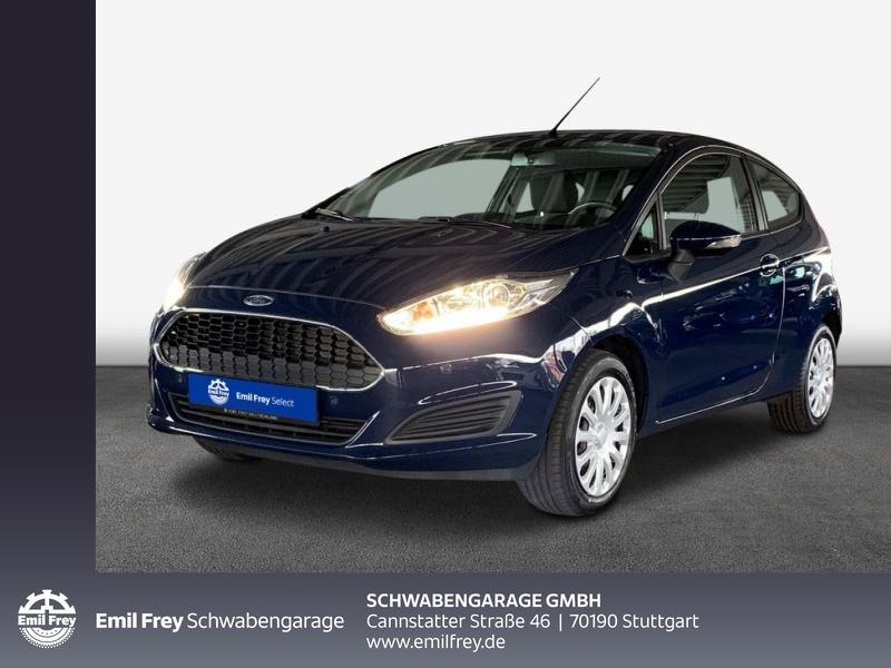 Ford Fiesta 1.0 Start-Stop Trend Klima Navi PDC, Jahr 2017, Benzin