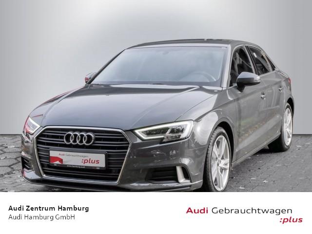 Audi A3 Limousine 35 TFSI sport S tronic MATRIX NAVI KAMERA, Jahr 2019, Benzin