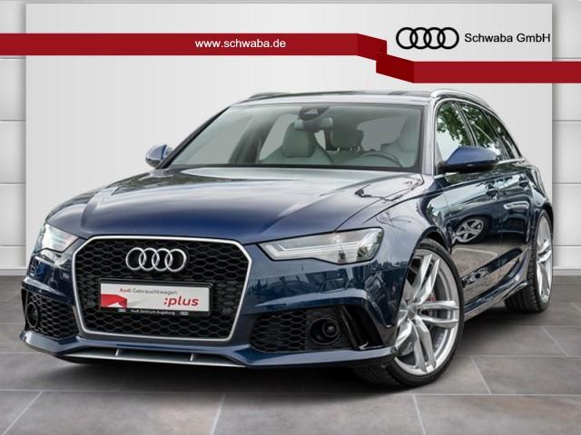 "Audi RS 6 Avant *280km/h*KERAMIK*MATRIX*LUFT*NAV*21"", Jahr 2016, petrol"