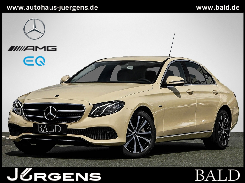 Mercedes-Benz E 300 de ''Das Taxi'' Das Taxi/Avantgarde/Navi/W, Jahr 2019, Hybrid_Diesel