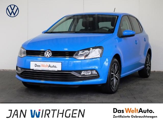 Volkswagen Polo 1.0 Allstar PDC CLIMATRONIC, Jahr 2016, Benzin