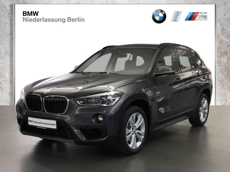 BMW X1 sDrive18i EU6d-Temp Aut. LED Navi Sportsitze, Jahr 2018, Benzin