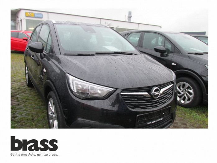 Opel Crossland X 1.2 Turbo Edition Start/Stop, Jahr 2017, Benzin