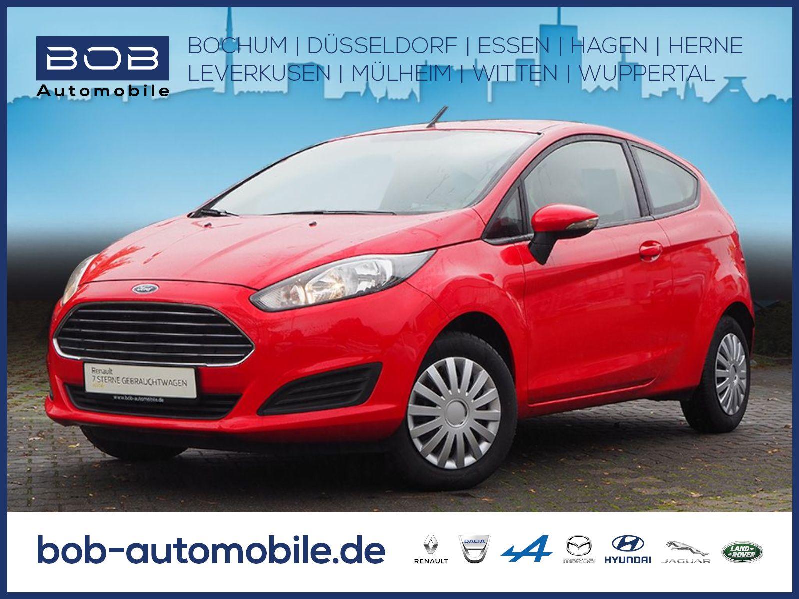 Ford Fiesta 1.25 Trend SHZ KLIMA ZV eFH, Jahr 2014, Benzin