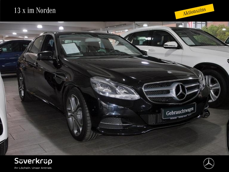 Mercedes-Benz E 200 CDI Sportpaket/LED/PDC, Jahr 2013, Diesel