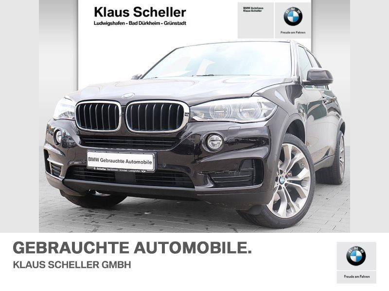 BMW X5 xDrive30d Head-Up LED RFK Navi Prof. Shz PDC, Jahr 2014, Diesel