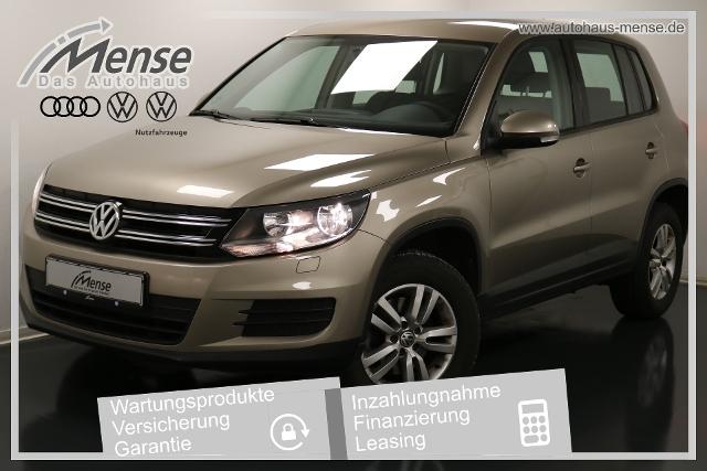 Volkswagen Tiguan 1.4 TSI Trend & Fun AHK PDC Winterpaket, Jahr 2012, Benzin