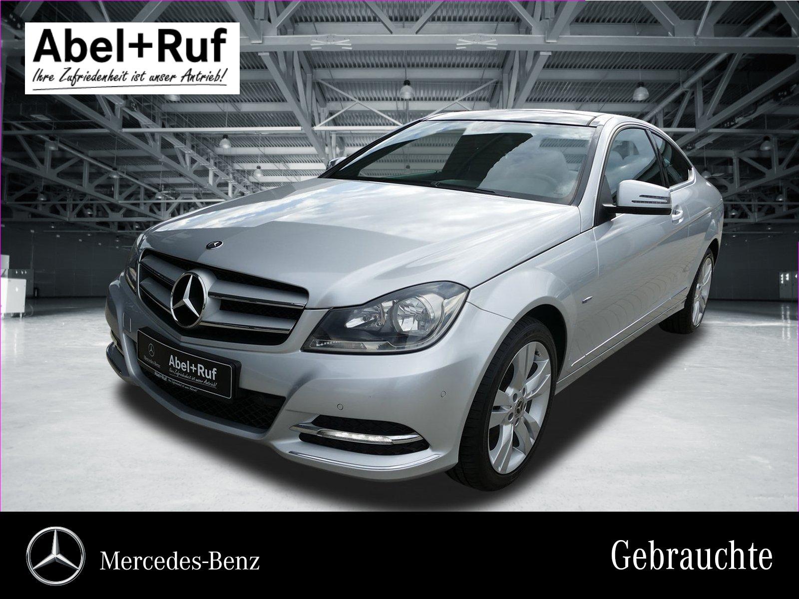 Mercedes-Benz C 250 CGI BlueEfficiency PDC+Panorama+Navi+Klima, Jahr 2012, petrol