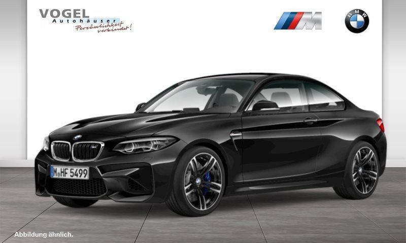 BMW M2 Coupé M Drivers P. Euro 6 HK HiFi DAB LED WLAN RFK, Jahr 2018, Benzin