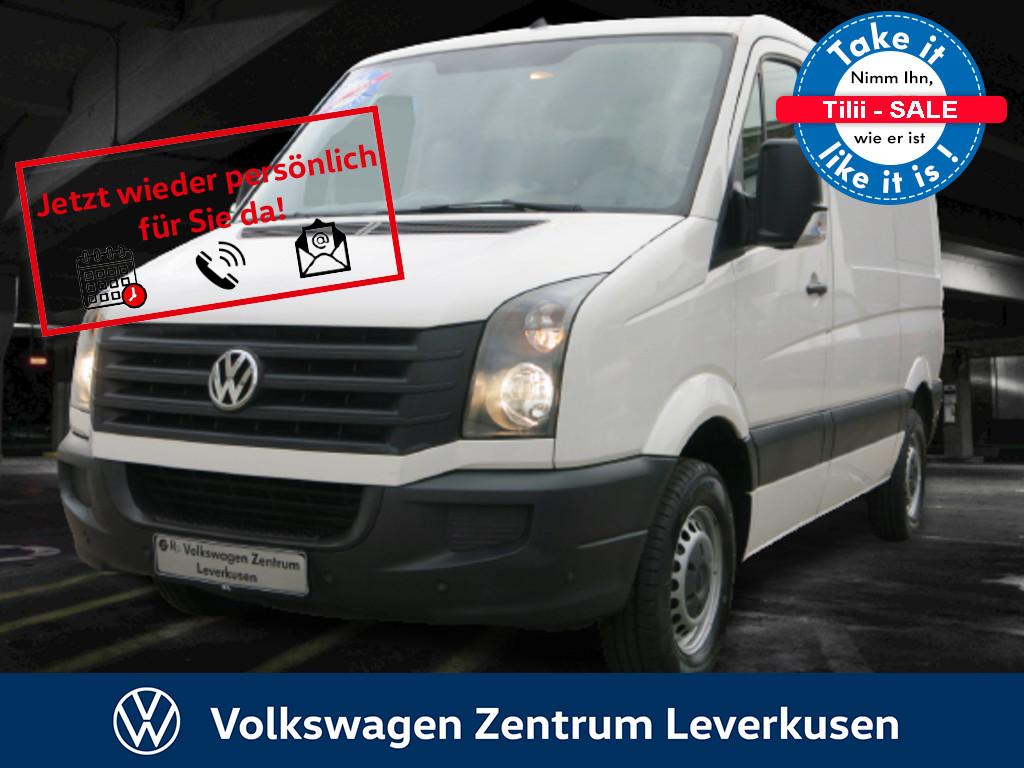 Volkswagen Crafter Kasten 2.0 30, Jahr 2016, Diesel