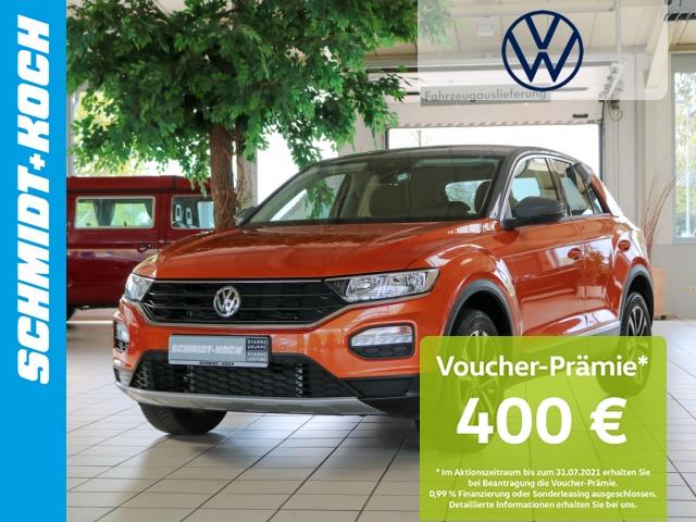 Volkswagen T-Roc 1.5 TSI IQ.Drive Lane Assist Sitzhzg. PDC, Jahr 2020, Benzin