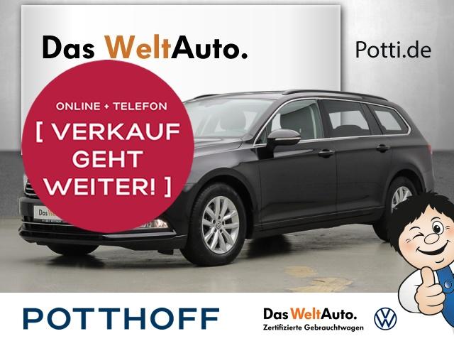 volkswagen passat variant dsg 2.0 tdi bmt comfortline acc nav, jahr 2017, diesel