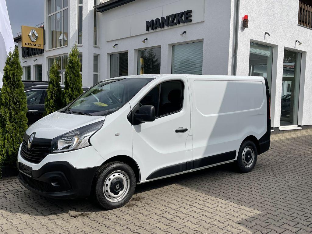 Renault Trafic dCi 95 L1H1 Komfort, Jahr 2017, Diesel