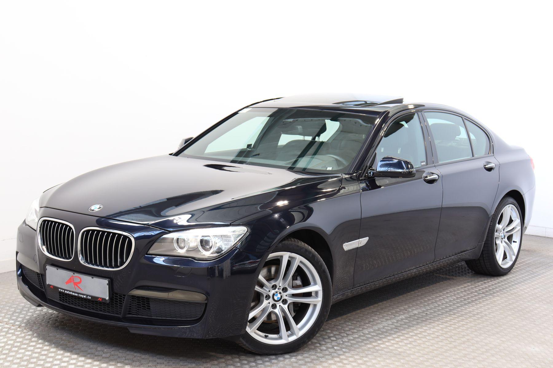 BMW 730 d xDrive M SPORT DIG.TACHO,STANDHZ,SOFTCLOSE, Jahr 2012, Diesel