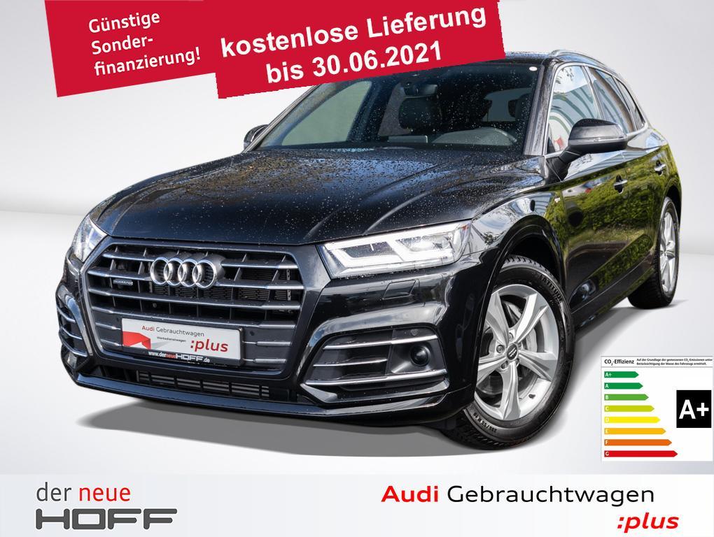 Audi Q5 TFSI e Pano Virtual Luftfederung Privacy Navi, Jahr 2020, Hybrid