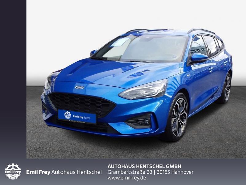 Ford Focus Turnier 1.0 EcoBoost Start-Stopp-System ST-LINE, Jahr 2020, Benzin