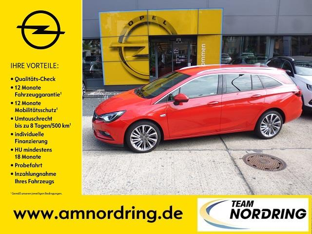 Opel Astra K ST Innovation 1.6 CDTi, Jahr 2016, Diesel