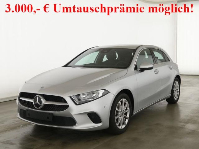 Mercedes-Benz A 220 Progressive+7GDCT+Comand+Kamera+SHZ+EU6d-T, Jahr 2019, Benzin