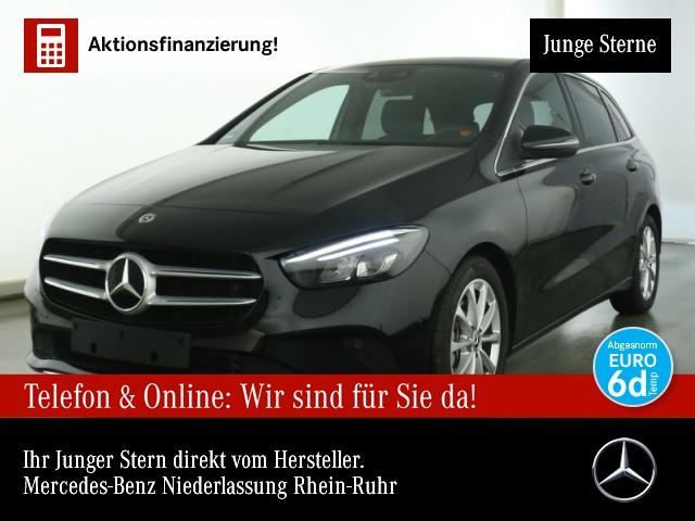 Mercedes-Benz B 200 d Progr. Kamera LED Totwinkel CarPlay Navi, Jahr 2020, Diesel