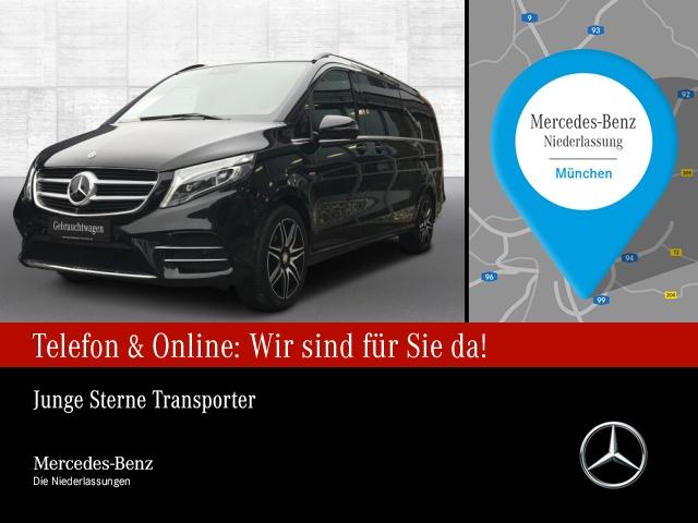 Mercedes-Benz V 250 d 4MATIC AVANTGARDE AMG LINE AHK COMAND, Jahr 2017, Diesel