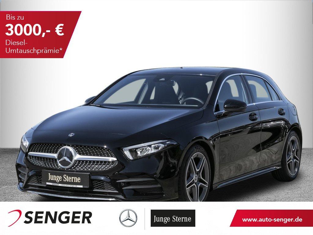 Mercedes-Benz A 180 *AMG*Display digital*Parktronic*LED*Navi*, Jahr 2019, Benzin