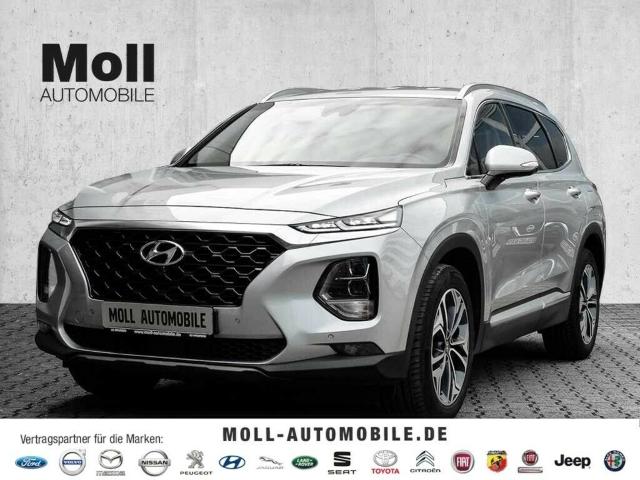 Hyundai Santa Fe 2.2 CRDi 2WD Premium Navi Leder LED Hea, Jahr 2019, Diesel
