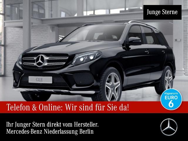 Mercedes-Benz GLE 250 d 4M AMG Pano COMAND ILS LED AHK Kamera 9G, Jahr 2018, Diesel