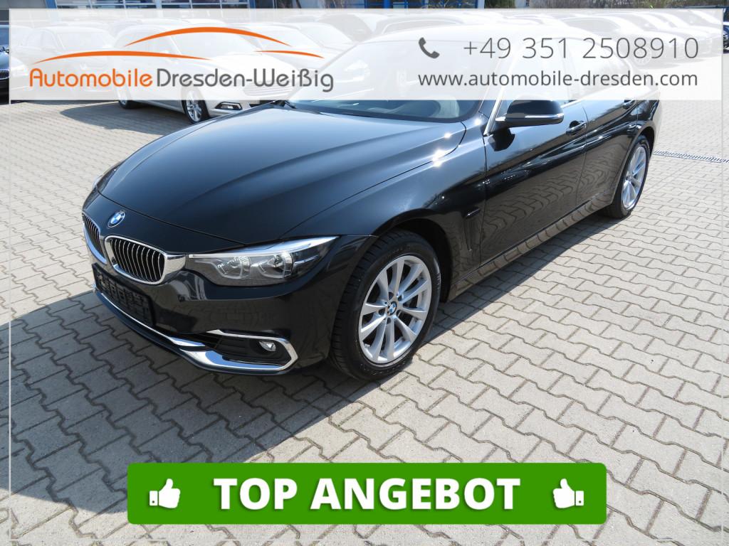 BMW 435 Gran Coupe dA xDrive Luxury Line*UPE 76,000€, Jahr 2019, Diesel