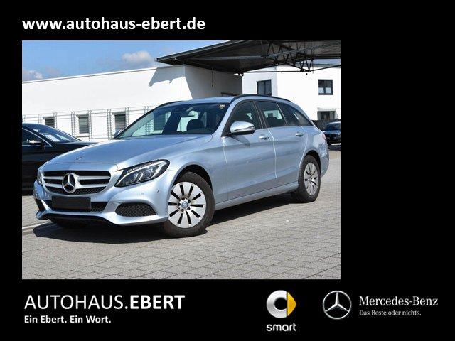 Mercedes-Benz C 220 d T NAVI+LED+BUSINESS PLUS+SHZ.+EU6, Jahr 2015, Diesel