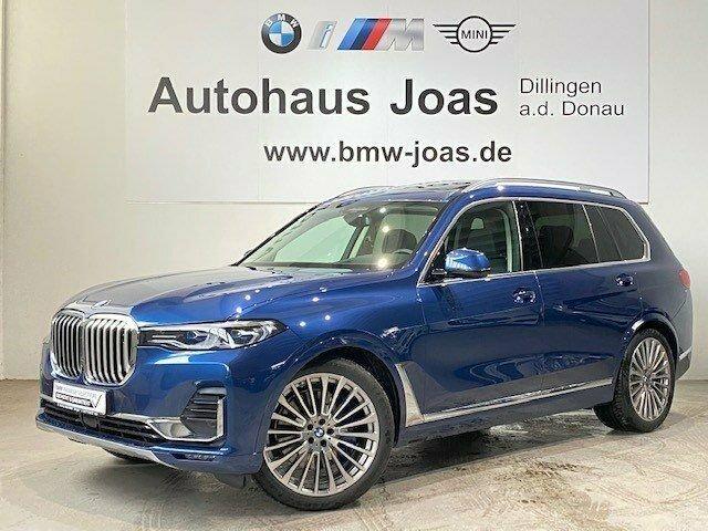 BMW X7 xDrive40i Sitzbelüftung, Bowers & Wilkins, Jahr 2019, Benzin