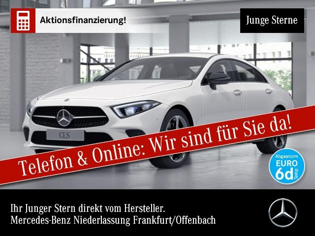Mercedes-Benz CLS 300 d Cp. Fahrass WideScreen 360° Stdhzg HUD, Jahr 2018, Diesel