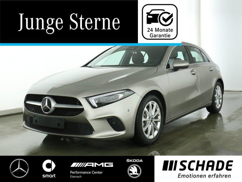 Mercedes-Benz A 160 Progressive Navi-Pro*Multibeam*Spiegel-P*, Jahr 2019, Benzin