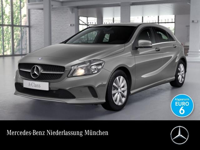 Mercedes-Benz A 200 d Style Navi PTS Sitzh Sitzkomfort Temp, Jahr 2016, Diesel