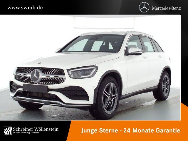 Mercedes-Benz GLC 300 4M *AMG*MultiLED*MBUX*Kamera*Memory*Navi, Jahr 2019, Benzin