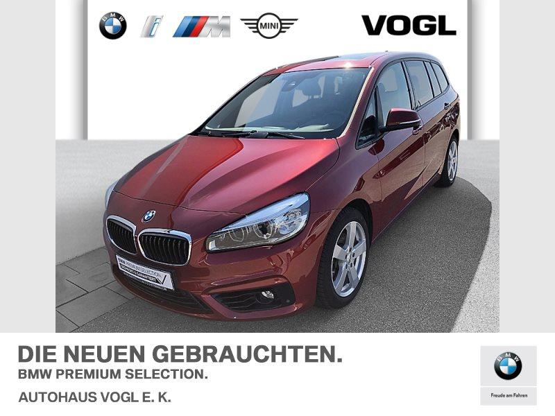BMW 218 Gran Tourer d Sport Line HiFi LED Pano.Dach, Jahr 2015, Diesel