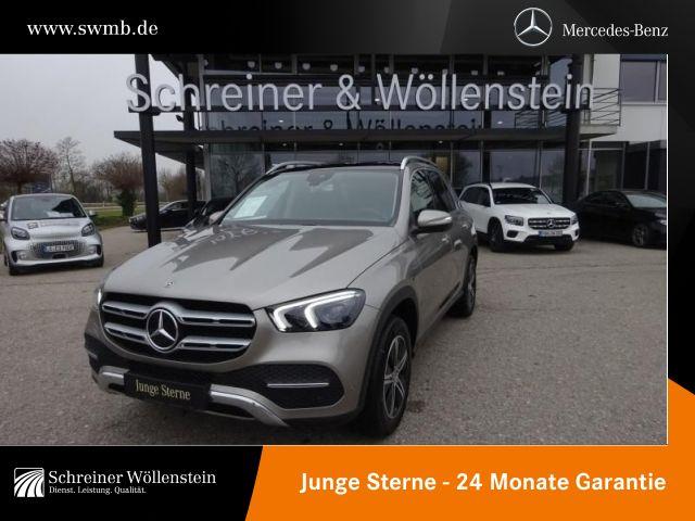 Mercedes-Benz GLE 300 d 4M Widescreen*Burmes.*360°*AHK*Standh., Jahr 2019, Diesel