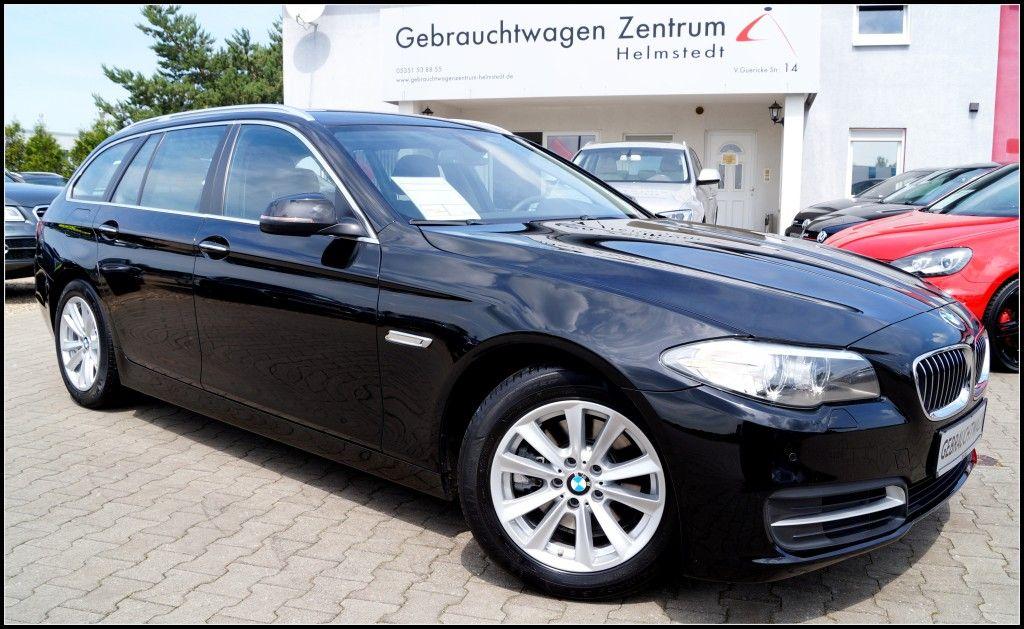 BMW 520d EU6 Touring NAVI*BI-XEN*AHK ab 139 EUR/mon., Jahr 2016, Diesel