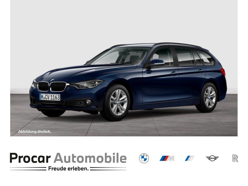 BMW 318d Touring Navi LED Driv.Assist. Surround View, Jahr 2017, Diesel