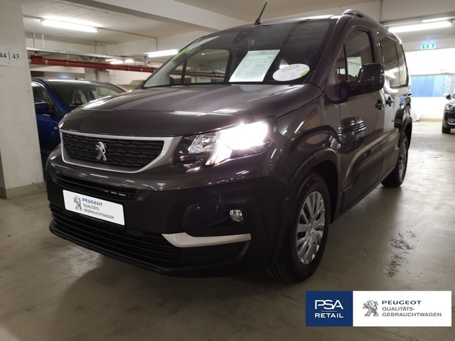 Peugeot Rifter PureTech 110 L1 Active *Navi,Bluetooth,PDC, Jahr 2019, Benzin