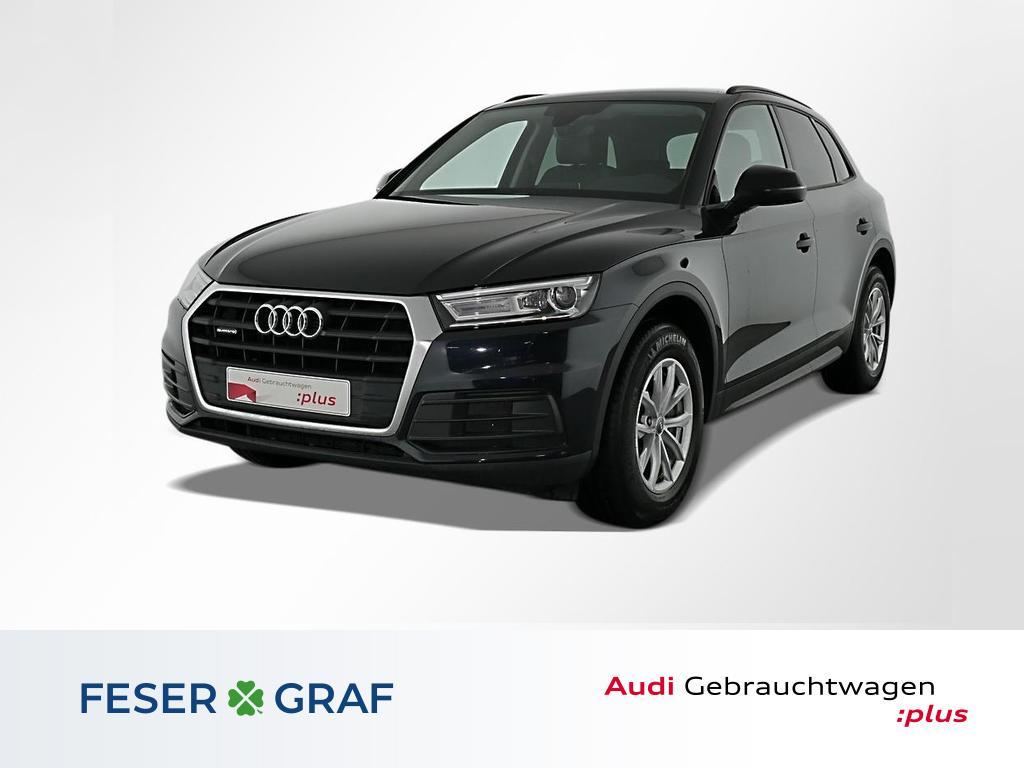 Audi Q5 40TDI q. Technolog/Standh/Leder/Luftf/17 Zoll, Jahr 2019, Diesel