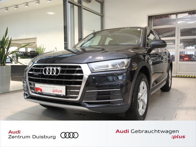 Audi Q5 quattro design 2.0 TDI Xenon Navi HUD Kamera, Jahr 2017, Diesel