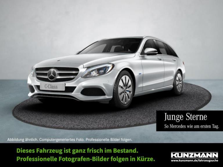 Mercedes-Benz C 350 e T Avantgarde Comand LED 360° Distronic, Jahr 2017, Hybrid