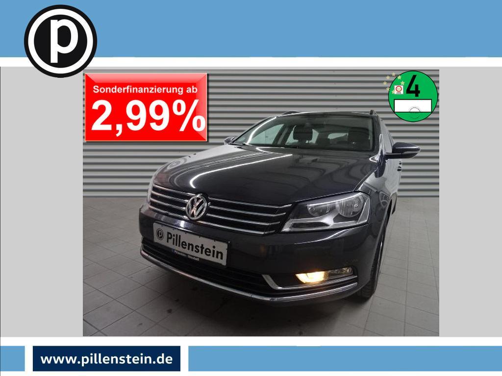Volkswagen Passat Variant TDI DSG BUSINESS AHK+TEMP+SHZ+PDC, Jahr 2013, Diesel