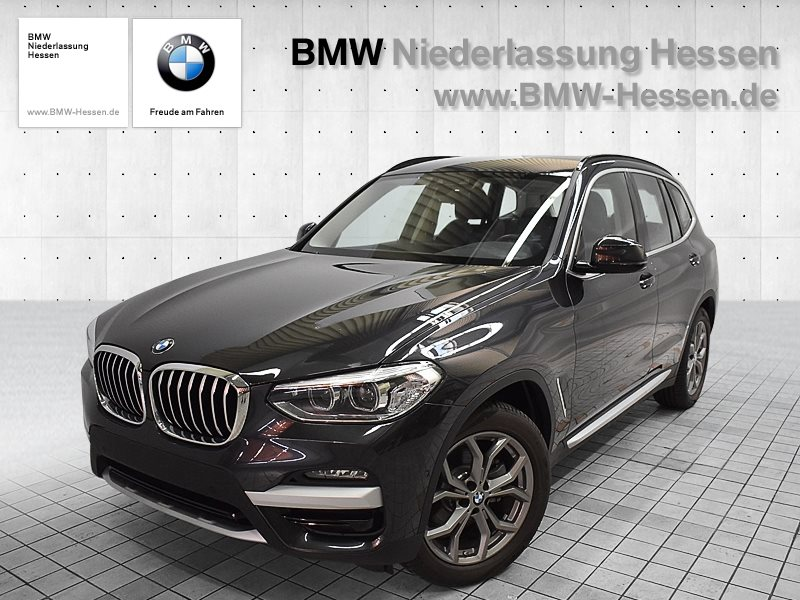 BMW X3 xDrive20i ZA xLine Alarmanlage HiFi DAB LED, Jahr 2020, Benzin