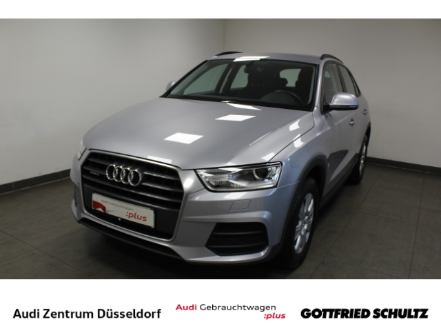 Audi Q3 2.0 TDI quattro 110(150) KW(PS), Jahr 2018, Diesel