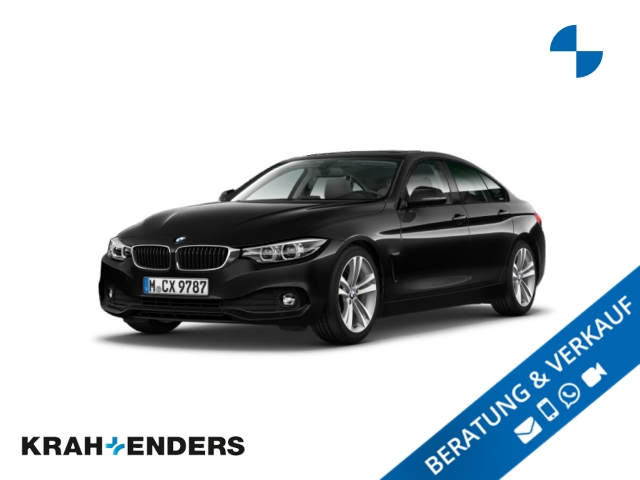 BMW 420 Gran Coupe d Sport Line+Schiebedach+LED+PDCv+h, Jahr 2018, Diesel