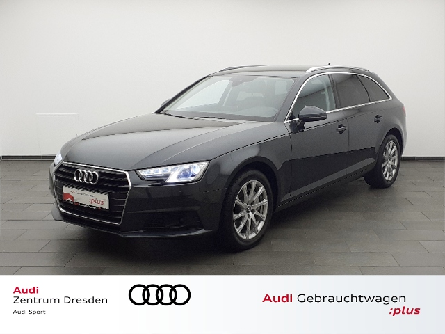 Audi A4 Avant 2.0TDI ACC/AHZV/Navi plus, Jahr 2016, Diesel