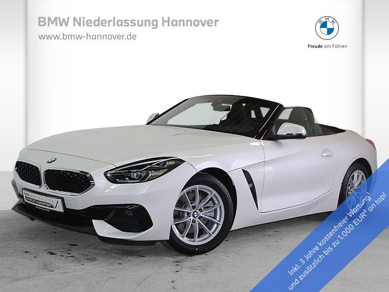 BMW Z4 sDrive20i Alarmanlage, Jahr 2019, Benzin