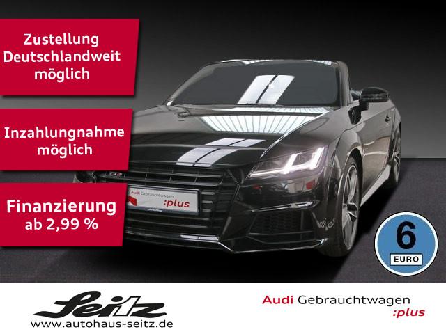 Audi TTS Roadster 2.0 TFSI qu DAB*MATRIX*MMI+*KAMERA, Jahr 2016, Benzin
