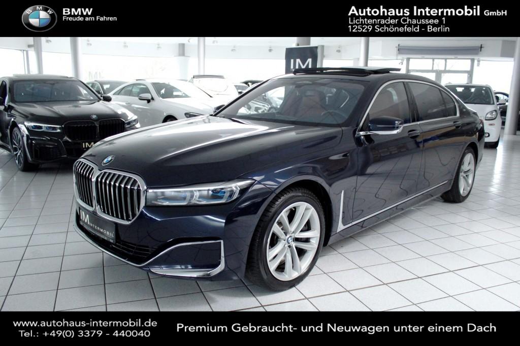 BMW M760 Li xDrive Excellence V12 *VOLL*NP:198.990€*, Jahr 2019, Benzin